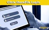 Citrix ShareFile Login