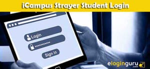 iCampus Strayer Student Login