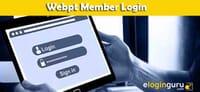 Webpt Member Login