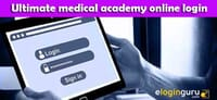 ultimate medical academy online login
