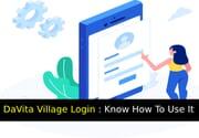 DaVita Village Login