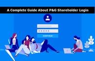 P&G Shareholder Login