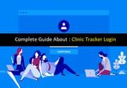 Clinic Tracker Login