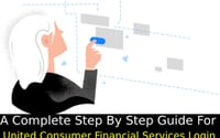 united consumer financial services login